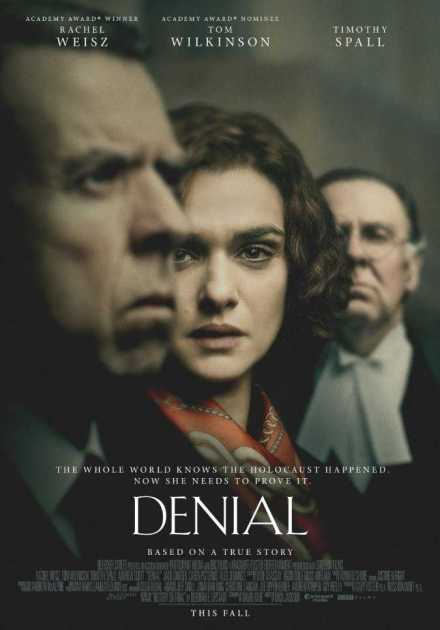 فيلم Denial 2016 مترجم