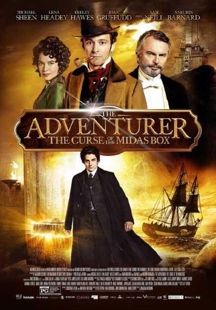 فيلم The Adventurer The Curse of the Midas Box 2013 مترجم