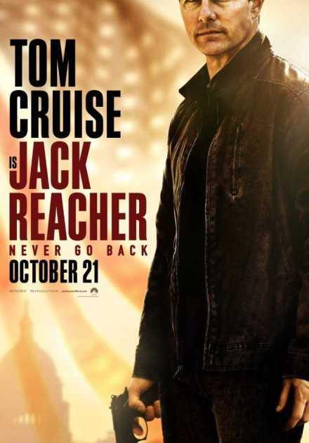 فيلم Jack Reacher Never Go Back 2016 مترجم