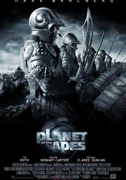فيلم Planet of the Apes 2001 مترجم