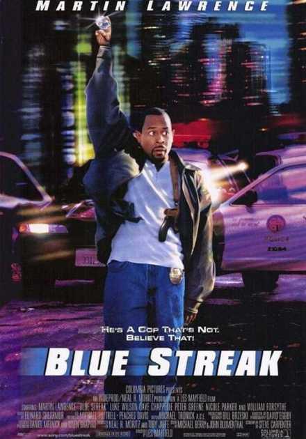 فيلم Blue Streak 1999 مترجم