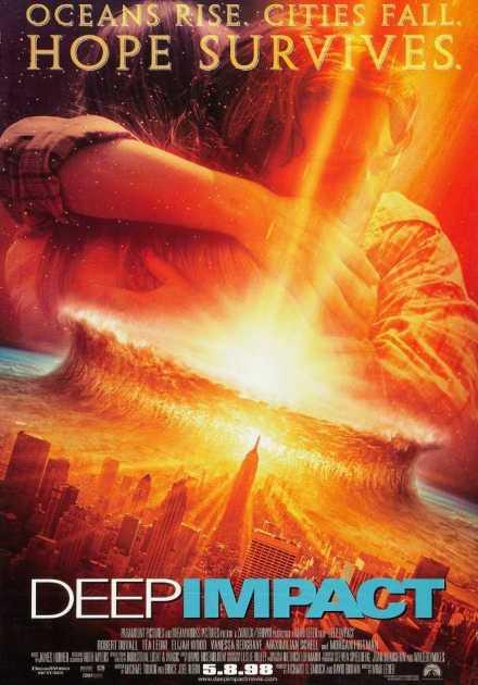 فيلم Deep Impact 1998 مترجم