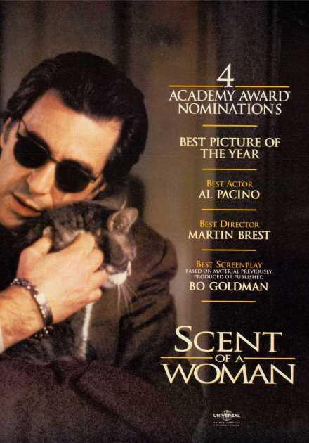 فيلم Scent of a Woman 1992 مترجم
