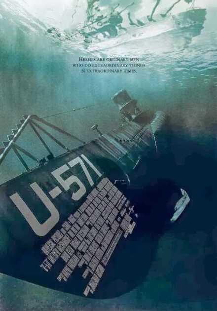 فيلم U-571 2000 مترجم