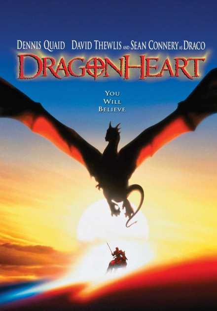 فيلم Dragonheart 1996 مترجم