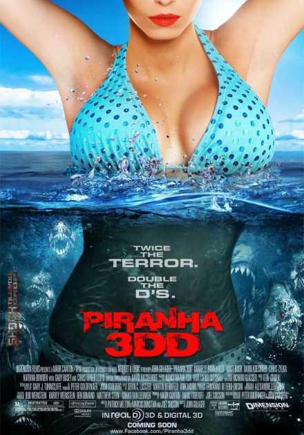 فيلم Piranha 3DD 2012 مترجم
