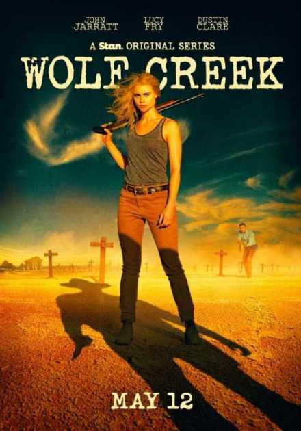 مسلسل Wolf Creek الموسم الأول