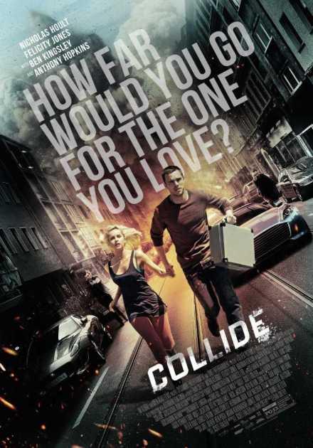 فيلم Collide 2016 مترجم
