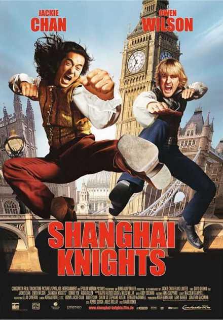 فيلم Shanghai Knights 2003 مترجم