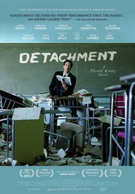 فيلم Detachment 2011 مترجم