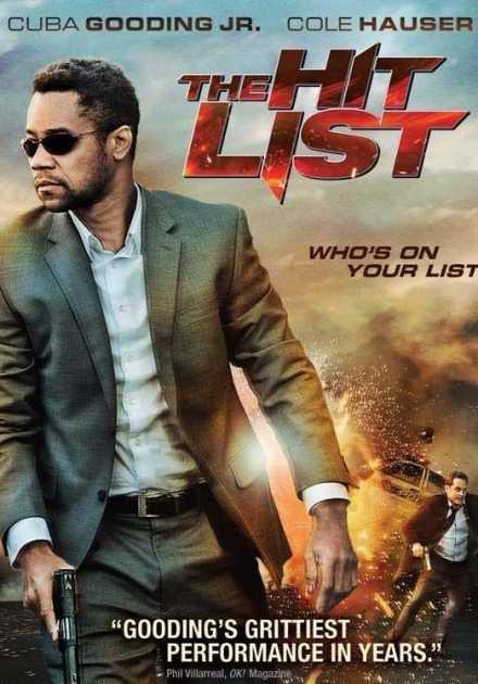 فيلم The Hit List 2011 مترجم