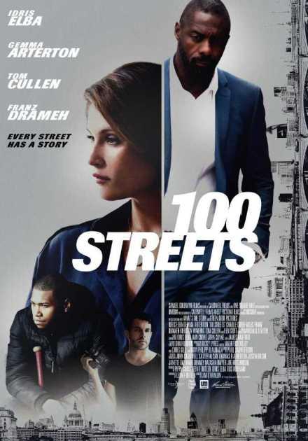 فيلم 100 Streets 2016 مترجم