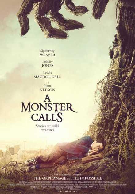 فيلم A Monster Calls 2016 مترجم
