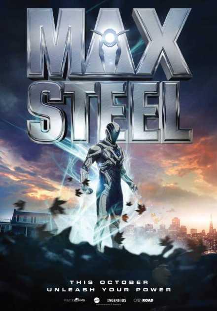 فيلم Max Steel 2016 مترجم