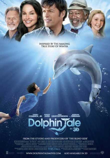 فيلم Dolphin Tale 2011 مترجم