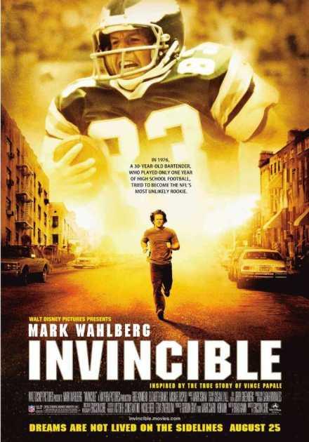 فيلم Invincible 2006 مترجم