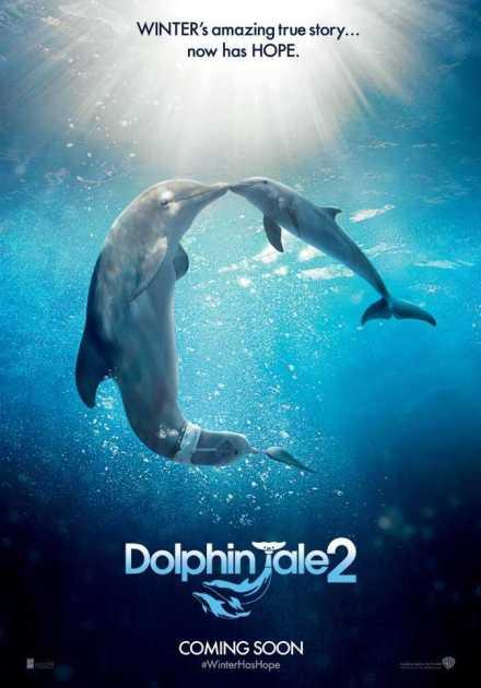 فيلم Dolphin Tale 2 2014 مترجم