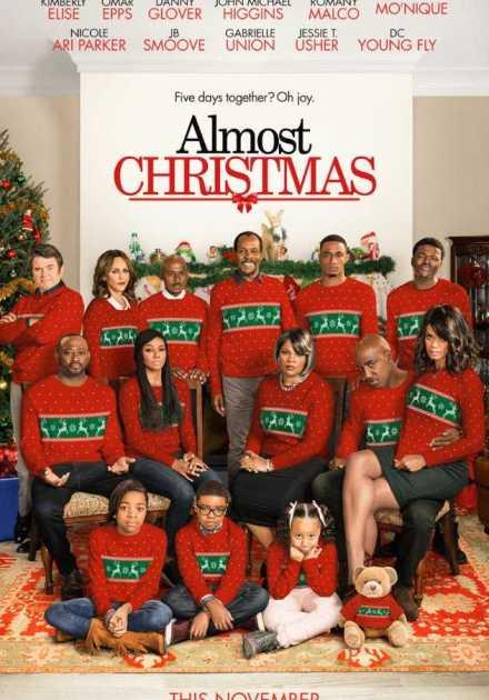 فيلم Almost Christmas 2016 مترجم