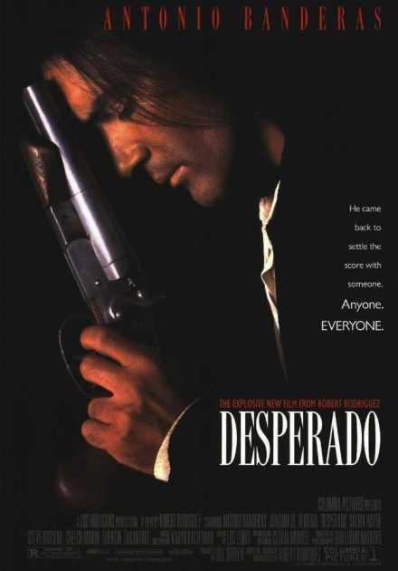 فيلم Desperado 1995 مترجم