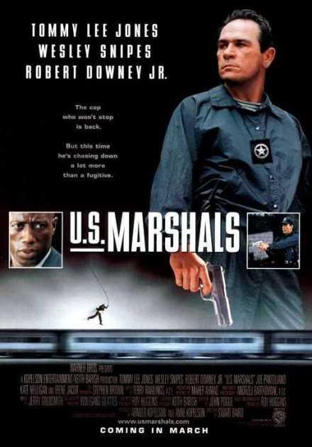 فيلم U.S. Marshals 1998 مترجم