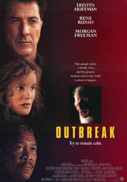 فيلم Outbreak 1995 مترجم