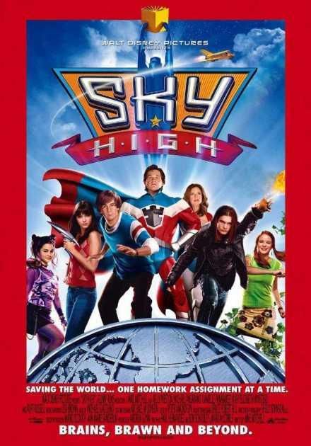 فيلم Sky High 2005 مترجم