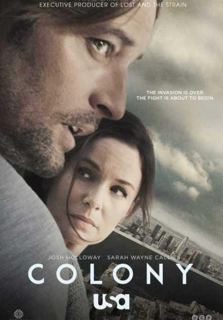 مسلسل Colony