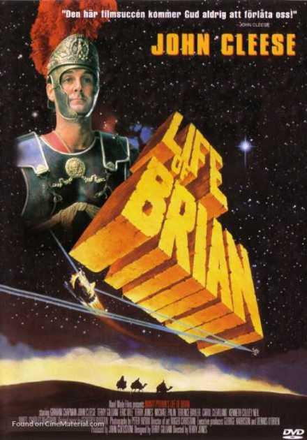 فيلم Life of Brian 1979 مترجم