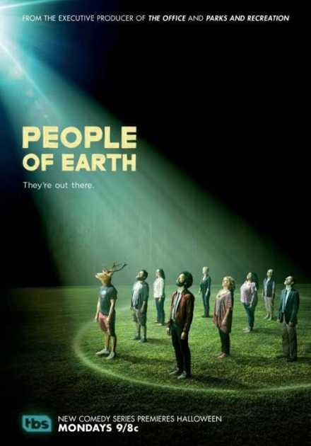 مسلسل People of Earth