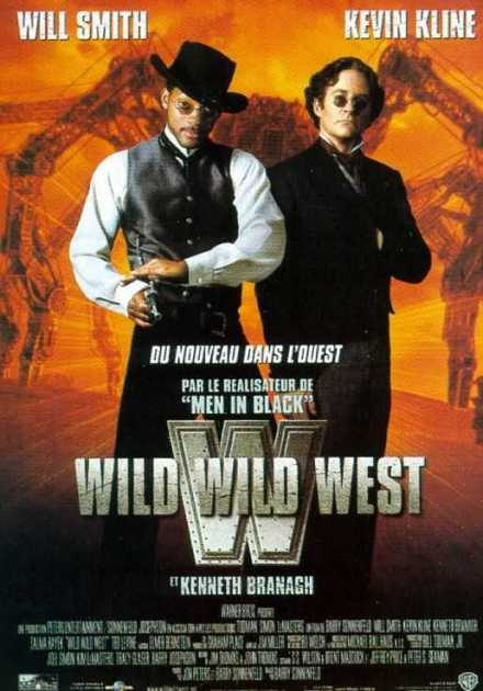 فيلم Wild Wild West 1999 مترجم