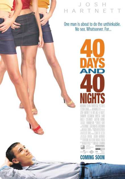 فيلم 40 Days and 40 Nights 2002 مترجم