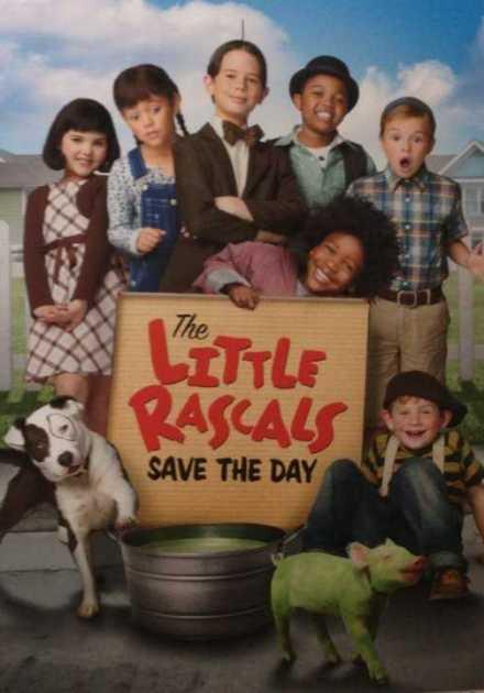 فيلم The Little Rascals Save the Day 2014 مترجم