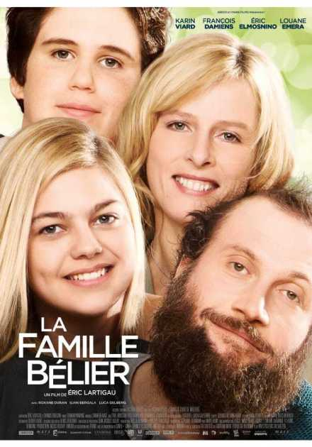 فيلم La Famille Bélier 2014 مترجم