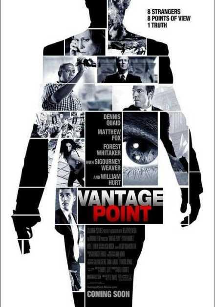 فيلم Vantage Point 2008 مترجم