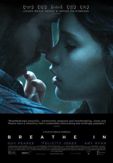 فيلم Breathe In 2013 مترجم