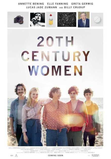 فيلم 20th Century Women 2016 مترجم
