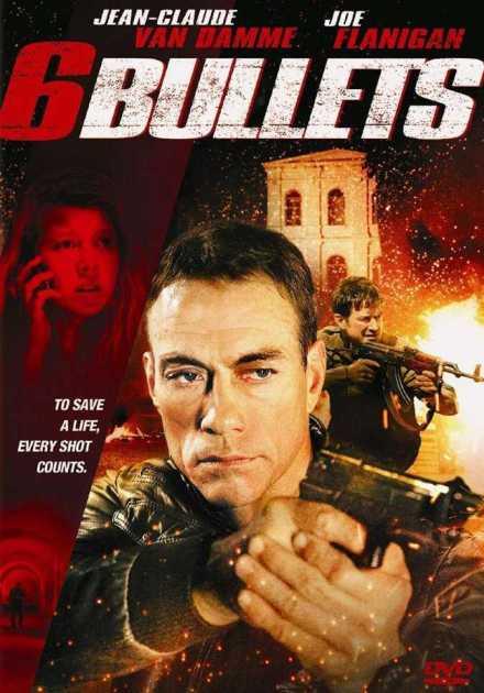 فيلم 6 Bullets 2012 مترجم