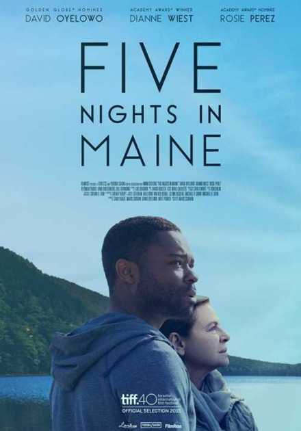 فيلم Five Nights In Maine 2015 مترجم