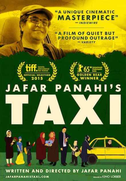 فيلم Taxi Teheran 2015 مترجم