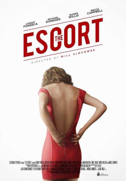 فيلم The Escort 2015 مترجم