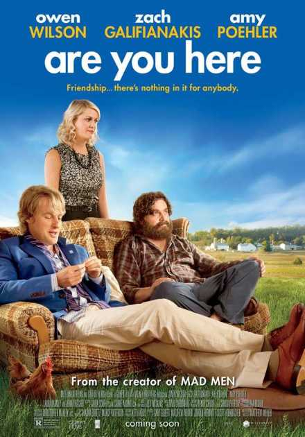 فيلم Are You Here 2013 مترجم