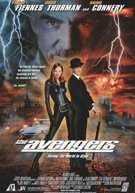 فيلم The Avengers 1998 مترجم