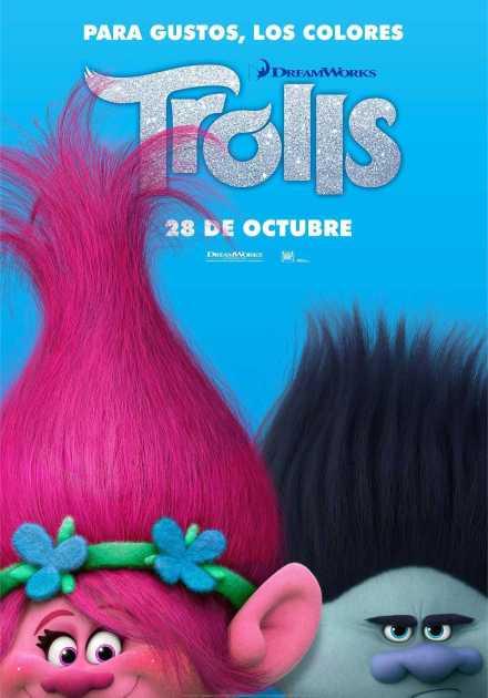 فيلم Trolls 2016 مدبلج