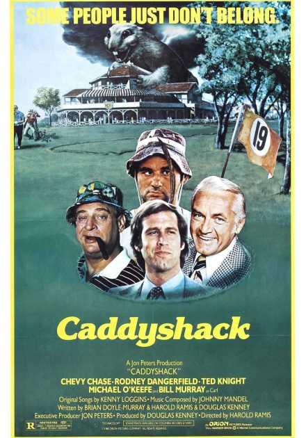 فيلم Caddyshack 1980 مترجم