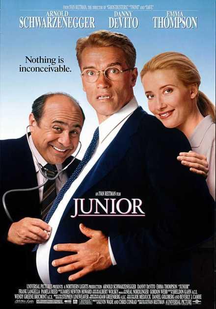 فيلم Junior 1994 مترجم