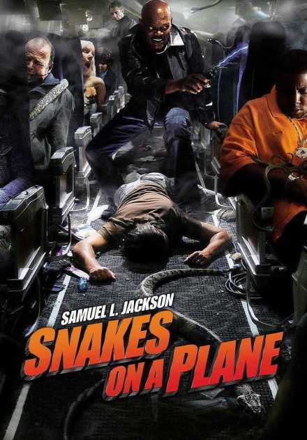 فيلم Snakes on a Plane 2006 مترجم