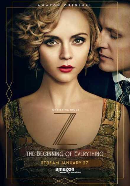 مسلسل Z: The Beginning of Everything