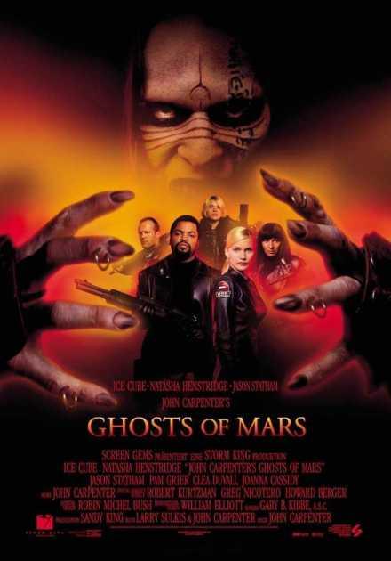 فيلم Ghosts of Mars 2001 مترجم