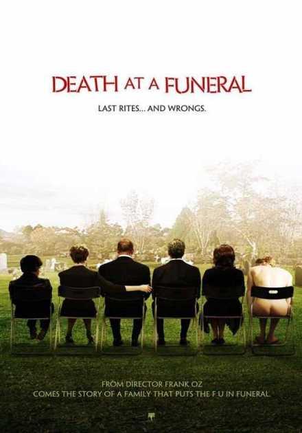 فيلم Death At A Funeral  2007 مترجم