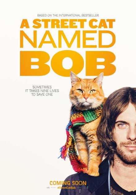 فيلم  A Street Cat Named Bob 2016 مترجم